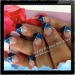 Cross Hatch Pattern Nail Art