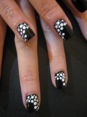 Nail Designs Polka Dots