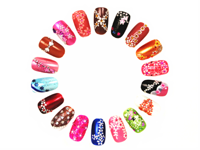 Nowadays, the popularity of nail polish and nail art
