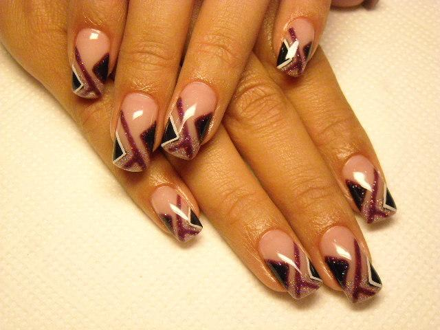 criss-cross-nail-art