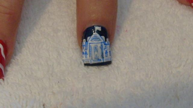 president-white-house-nail-art