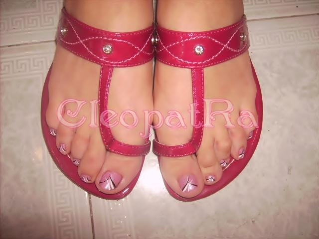 cute-pedicure-design