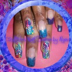 Nails With Many Colors