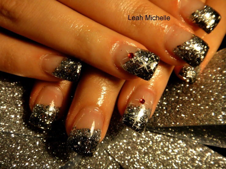 Get Ready to Shine with This Nail Design
