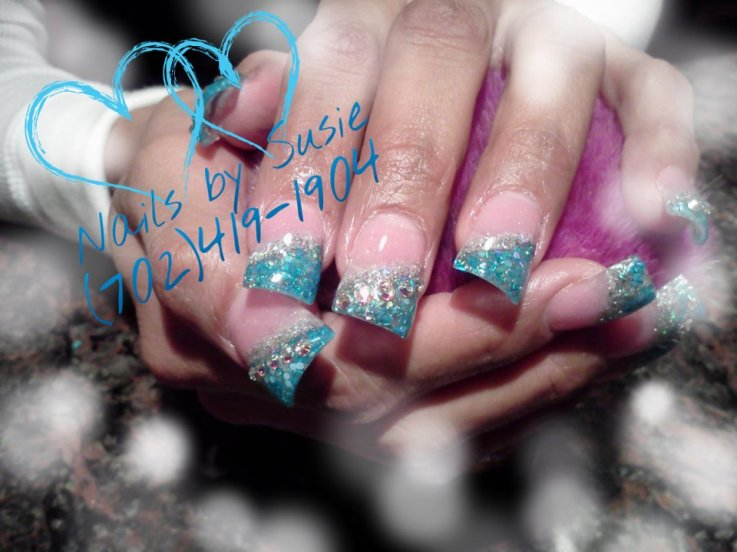 Great Nail Designs From Vegas Professional