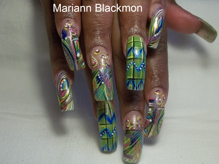 Art From Vegas Nail Tech