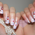 Cute Japanese Nail Design