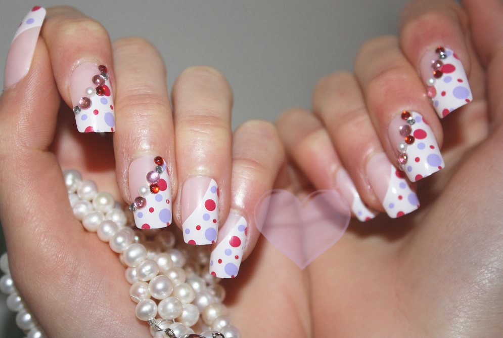 Cute Japanese Nail Design :: Nail Art Design From CoolNailsArt
