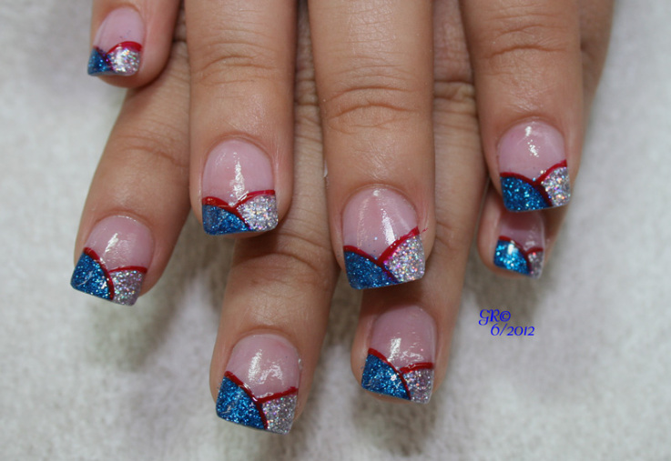 Cute Short Nail Designs | Best Nail Design & ART 2015