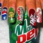 Awesome and Creative Nail Design
