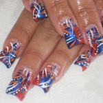 Cool Nail Design fог 4th оf July – Independence Day