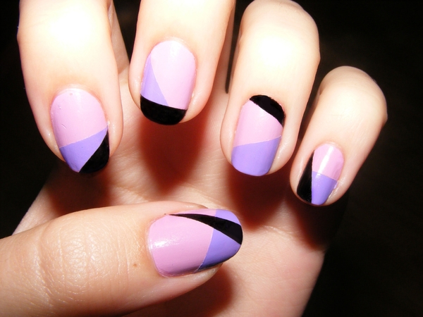 Cute and Classy Manicure Design