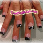 Nails Design – Darkness