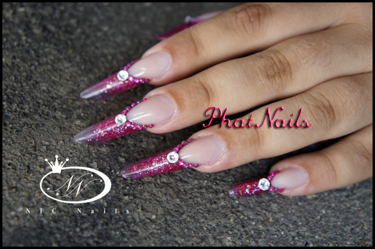 Special Event Nail Design