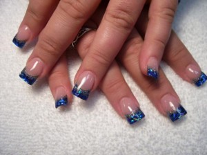 New Member With New Style of Acrylic Nail Art