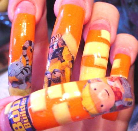Nail Art Design Kids Like