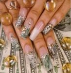 Money Nail Designs