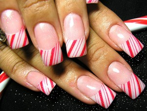 Nail Design – Hot and Sweet