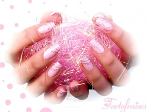 The Ultimate Pink Nail Art Design