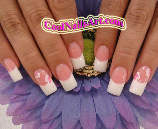 Real Sexy and Simple Nail Design