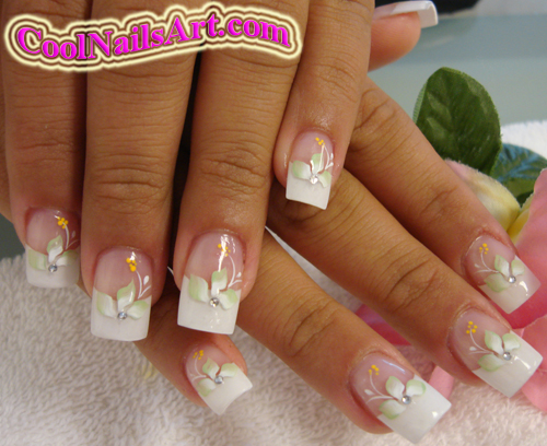 Nail Design – Calm and Cute