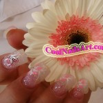 "Nail Design – ""Sparkle Butteryfly"""