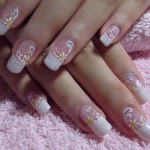Extremly Cute Nail Design