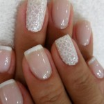 Simple Weekend Manicure Nail Art