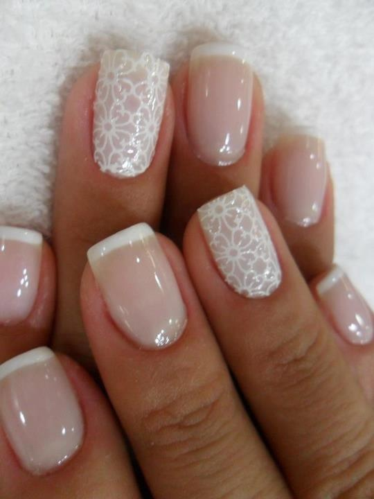 Amazing Wedding French Manicure Nail Designs 540 x 720 · 61 kB · jpeg