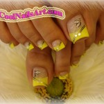 The Golden Touch – Toes Design
