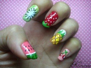 Nail Art Tutorial for At Home Nail Tech