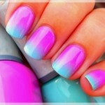 Blend Colors for Nail Art