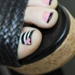 Really Cute Pedicure Design
