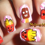 Fun Drawing Nail Art