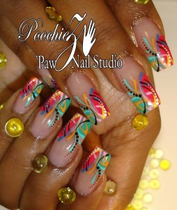 Beauty Queen Nail Art