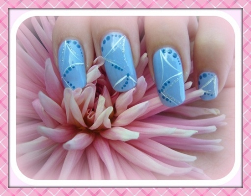 baby-blue-nail-art-design